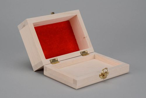 Wooden box-blank - MADEheart.com