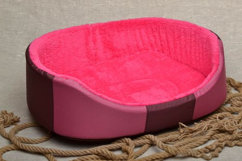 Bed for cats and dogs - MADEheart.com