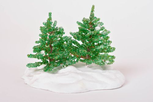 Handmade beaded tree the topiary cool rooms gift ideas decorative use only - MADEheart.com