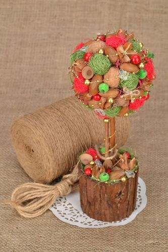 Homemade topiary Autumn Gifts - MADEheart.com