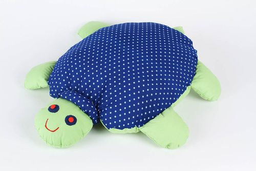 Handmade soft toy stuffed pillow pet decorative cushion interior decorating - MADEheart.com