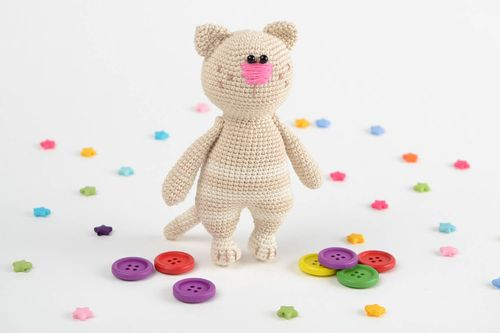 Handmade toys crocheted toys for children unusual gift ideas soft toys - MADEheart.com