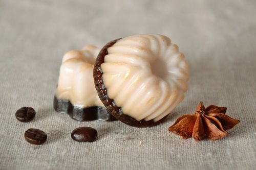 Handmade soap Coffee - MADEheart.com