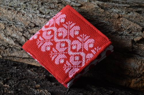 Handmade purse textile purse fabric wallet unusual purse for women gift ideas - MADEheart.com