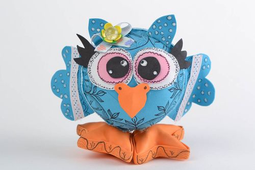 Beautiful nice handmade interior foam toy for home decor collectible - MADEheart.com
