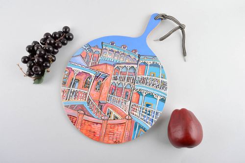 Handmade home decor chopping board cutting board kitchen decorating ideas - MADEheart.com