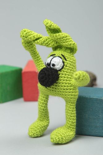 Beautiful handmade crochet toy stuffed crochet toy interior decorating - MADEheart.com