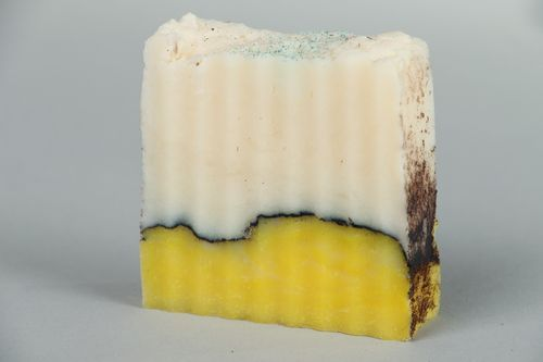 Soap with natural oils - MADEheart.com