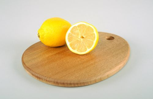 Chopping board Oval - MADEheart.com