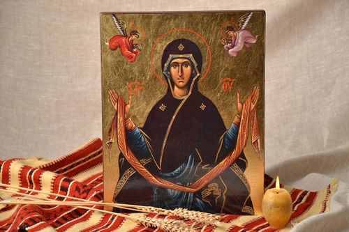 Orthodox icon of Saint Mary - MADEheart.com