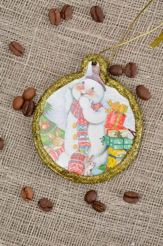 Handmade Christmas ornament home decoration small gifts decorative use only - MADEheart.com