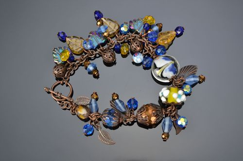 Bracelet in Orient style - MADEheart.com