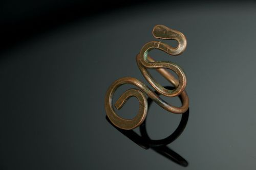 Copper ring - MADEheart.com