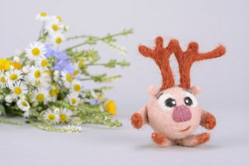 Wool toy  - MADEheart.com