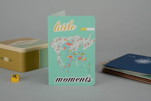 Postcard Little Moments - MADEheart.com