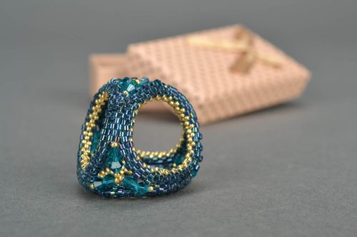 Unusual scarf clip - MADEheart.com
