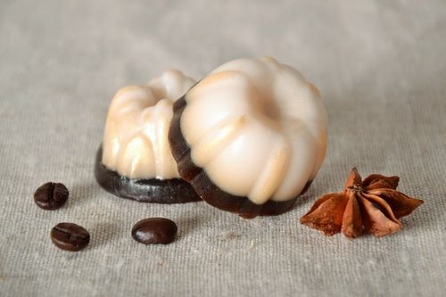 Soap Coffee with milk - MADEheart.com