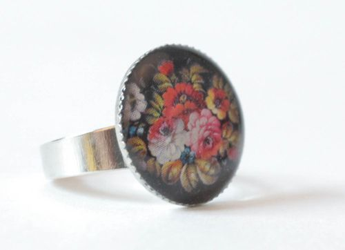 Ring of round shape - MADEheart.com