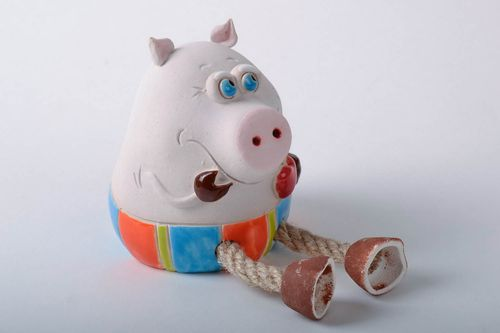 Money box Cunny Pig - MADEheart.com