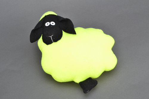 Fleece interior pillow pet Lamb - MADEheart.com