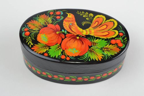 Jewelry box handmade home decoration jewelry boxes for women souvenir ideas - MADEheart.com