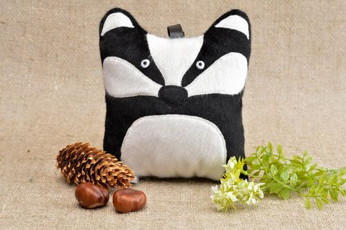 Beautiful handmade stylish pillow lovely accessories unusual home decor  - MADEheart.com