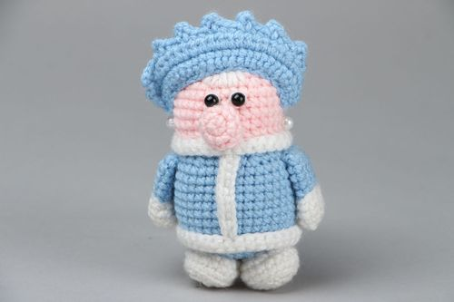 Soft toy Snow Maiden - MADEheart.com