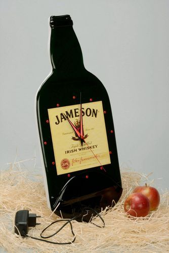 Clocks with backlight Jameson - MADEheart.com
