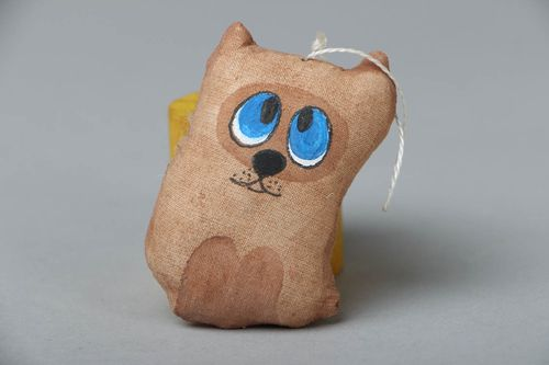 Soft toy kitten - MADEheart.com