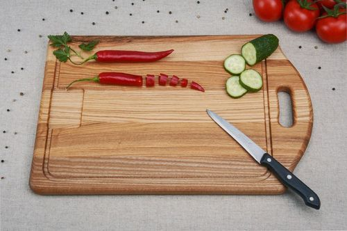 Wooden Chopping Board - MADEheart.com