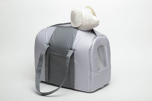 Sac de transport pour animal fait main - MADEheart.com