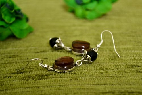 Stylish handmade epoxy earrings fashion tips beautiful jewellery gifts for her - MADEheart.com
