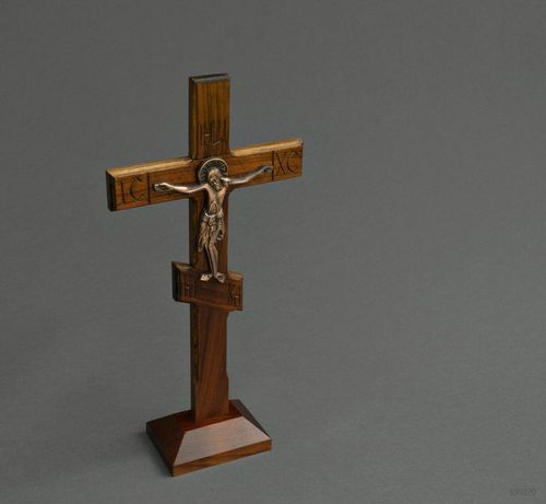 Desktop orthodox cross - MADEheart.com