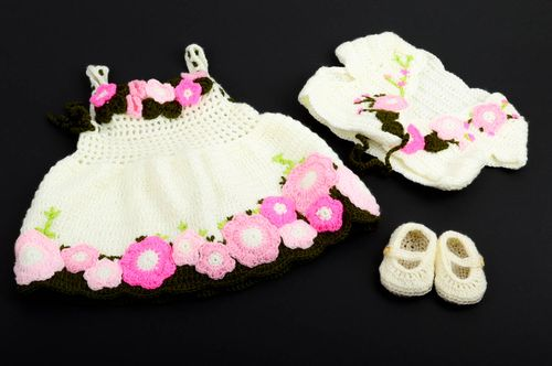 Handmade fashion clothes baby goods stylish clothes beautiful clothes - MADEheart.com