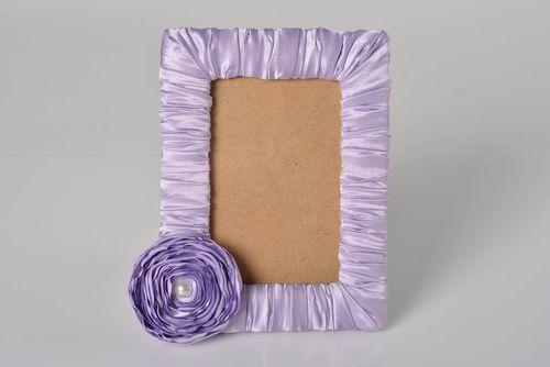 Homemade photo frame wooden picture frames handmade decoration table decor - MADEheart.com