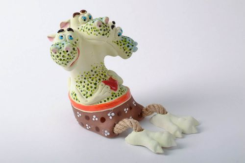 Money box Gorynych the Dragon - MADEheart.com