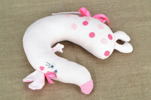 Soft pillow-toy Mouse - MADEheart.com