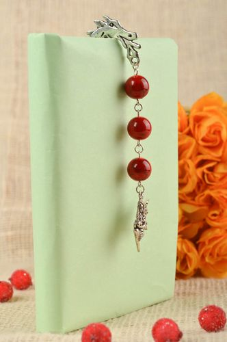 Beautiful handmade bookmarks fashion accessories small gifts decorative use only - MADEheart.com