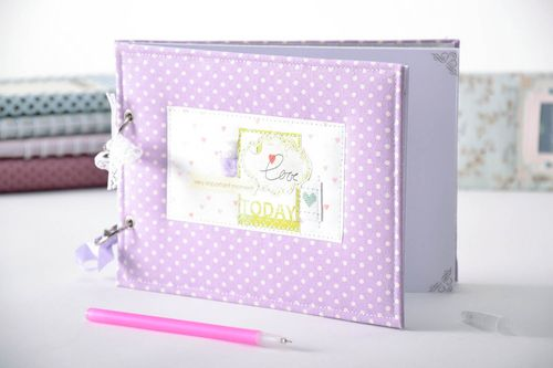 Wedding album - MADEheart.com