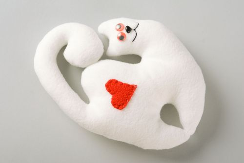 Soft toy Cat - MADEheart.com