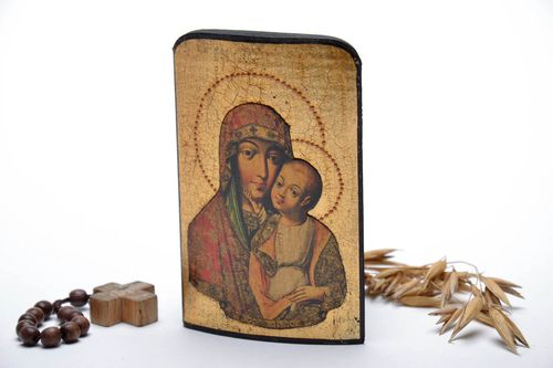 Copy of the icon The Mother of God of Tender Feeling - MADEheart.com