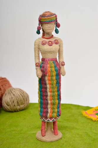 Handmade figurine designer statuette unusual gift decorative use only  - MADEheart.com