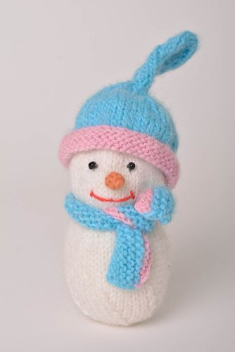 Handmade toy woolen toy for kids crocheted toy for decor ideas unusual gift - MADEheart.com