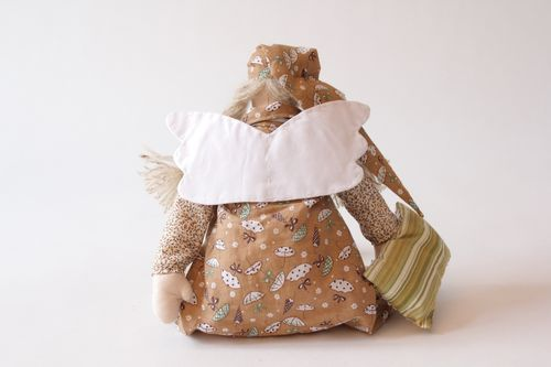 Soft decorative toy Sleeper - MADEheart.com