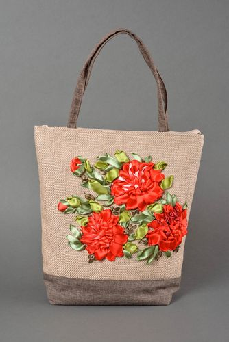 Handmade bag designer bag unusual bag gift ideas bag for women fabric bag - MADEheart.com