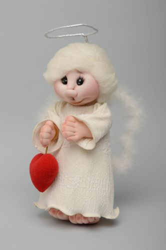 Handmade designer doll of angel - MADEheart.com