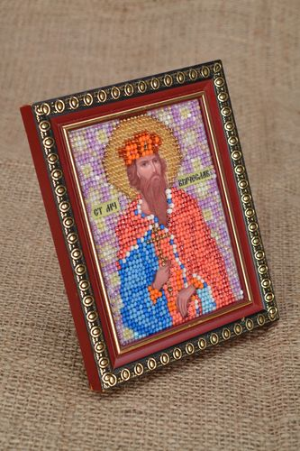 Embroidered nominal icon - MADEheart.com