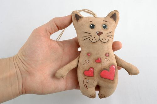 Scented interior pendant toy Cat - MADEheart.com