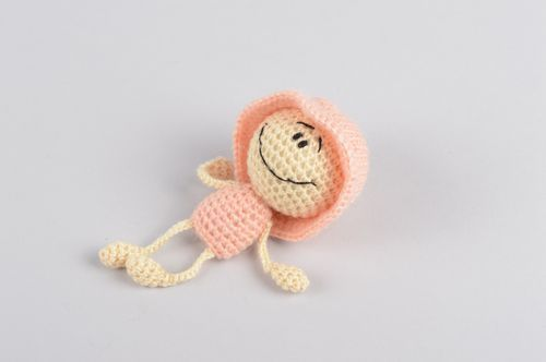 Nice handmade soft toy crochet toy stuffed toy for kids birthday gift ideas - MADEheart.com