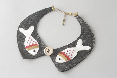 Collar Fish - MADEheart.com